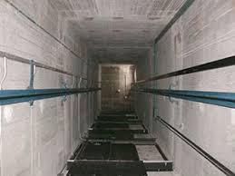material hoist for lift shaft